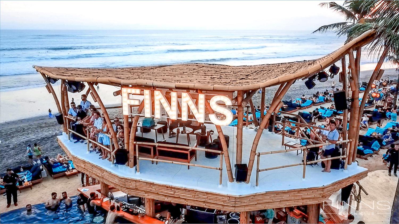Finns Beach Club Media Finns Beach Club Bali
