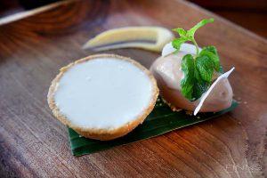 Coconut Tartlet