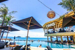 Pool & DJ Booth