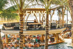 Pool Bar & DJ Booth