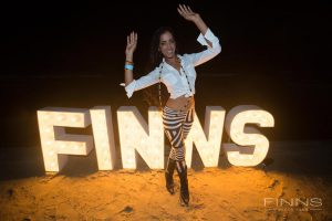 Finns Soft Opening Party