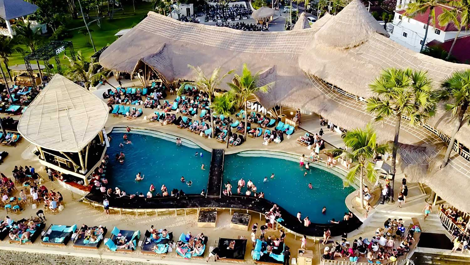 Welcome To Finns Beach Club Canggu Bali