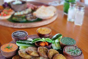 Mezze Platter - Finns Beach Club Bali