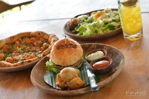 Finns Burger - Finns Beach Club - Bali