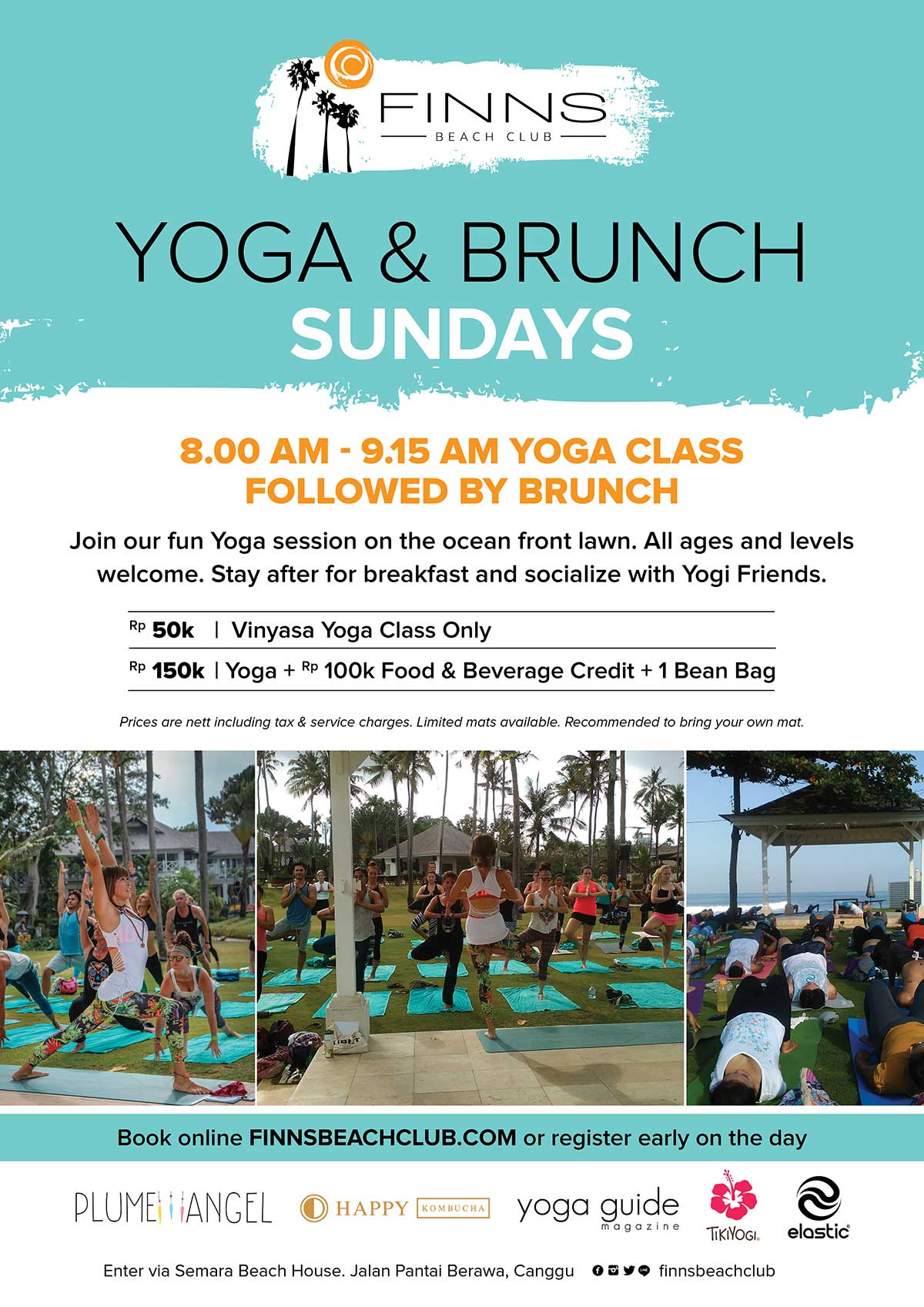 2017 Yoga And Brunch