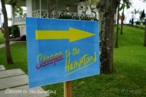 Escape to the Hamptons