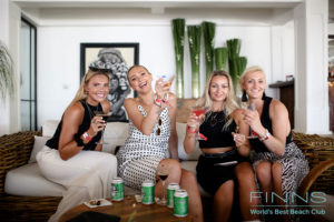 Finns Beach Club 3rd Birthday Party