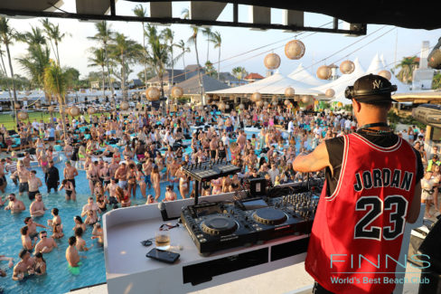 Finns Beach Club 3rd Birthday Party
