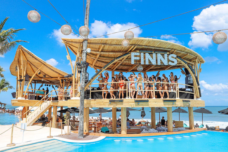 Bali Karte Canggu.Finns Beach Club Bali S Best Absolute Beachfront Venue