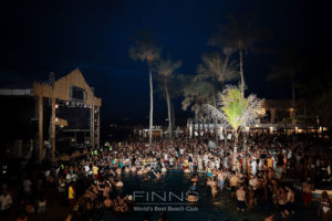 Finns Beach Club New Years Party 2019